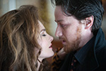 Shirley Henderson, James McAvoy
