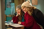 Jess (Drew Barrymore) und Milly (Toni Collette)
